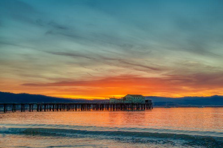 Pillar Point Daybreak